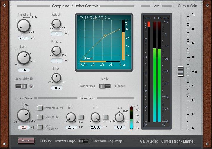 VB-Audio Innovason FM8-VB Plug-ins