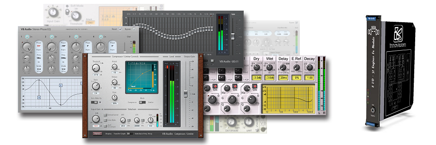VB-Audio Plug-ins For Innovason Console